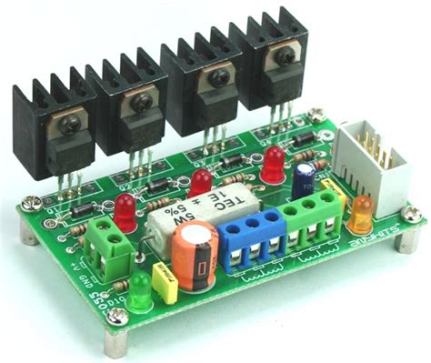 Motor Driver Archives Page Circuit Ideas