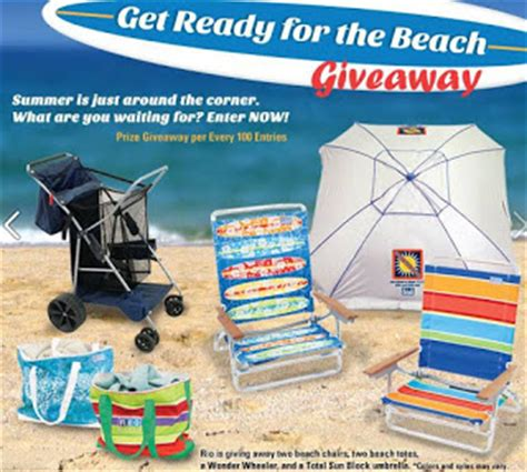 coupons and freebies rio summer prize pack giveaway 15