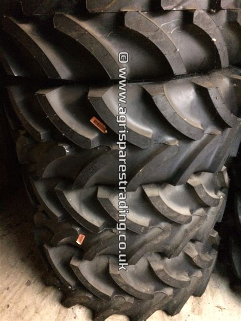 Firestone New Unused 400/70 X 24 R8000 Radial Tyres