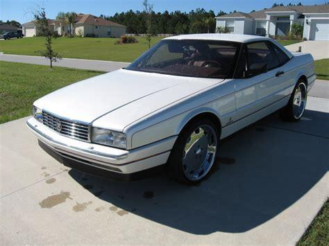 Cochise29 1989 Cadillac Allante Specs, Photos