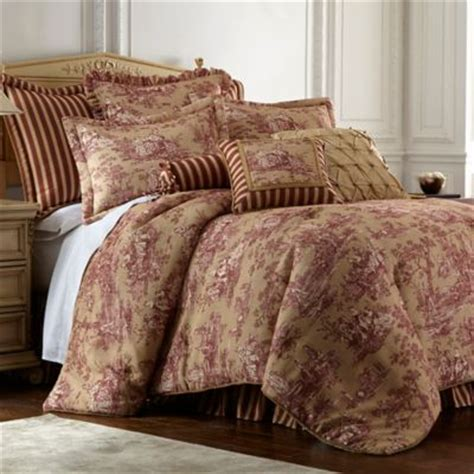 burgundy  gold comforter set king ecfqinfo