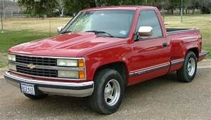 A Blog Away From Home  1991 Chevy Silverado Hits The