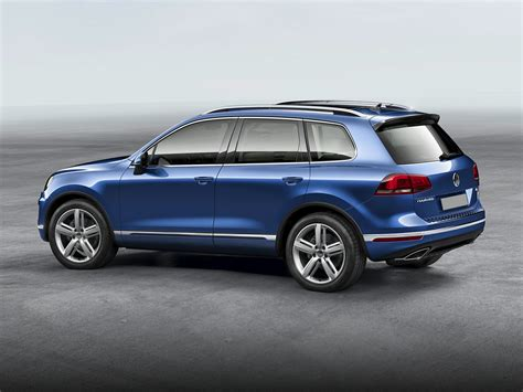 new 2017 volkswagen touareg price photos reviews
