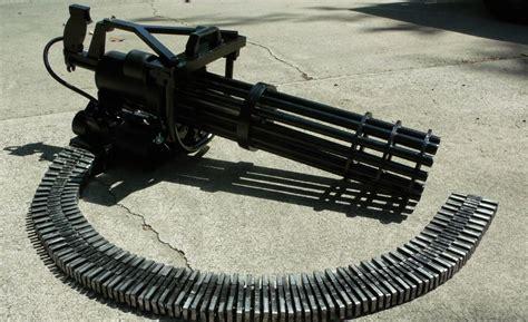 Mr Minigun Movie Props The Blog Of Killbucket Bivens The