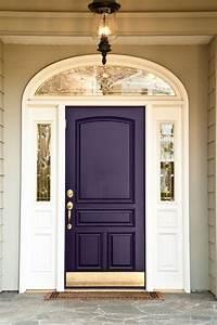 Purple, Front, Door, Photos