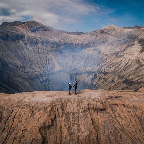 spot foto  estetik  gunung bromo  gak
