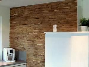 Wandverkleidung Aus Holz : dekorative und innovative wandverkleidung aus holz ~ Buech-reservation.com Haus und Dekorationen