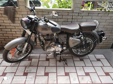 Looking for a specific make, model or year of motorcycle, and how it compares to the competition? Used Royal Enfield Classic 350 Bike in North West Delhi 2018 model, India at Best Price, ID 21385
