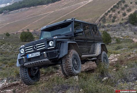 Mercedes-benz G500 4x4 Square