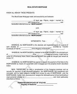 sample real estate form 10 free documents in doc pdf With real estate loan documents