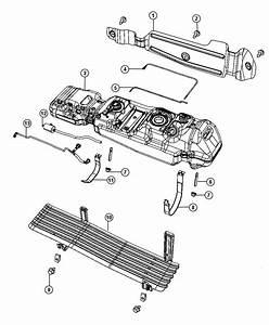 Dodge Dakota Tank  Fuel  Gallon  Flexible  Engines