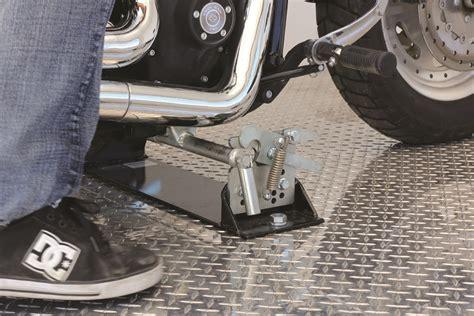 biker bar quickly secures harley davidson motorcycles