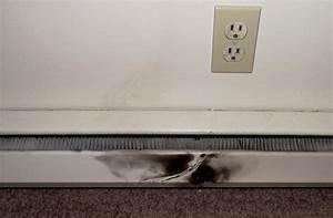 Bad Baseboard Heater