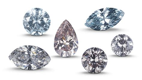 color diamonds treatments color clarity enhancements