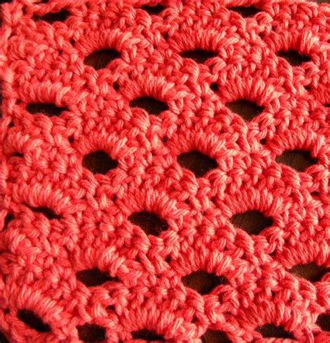 stitch crochet the gallery for gt different crochet stitches patterns