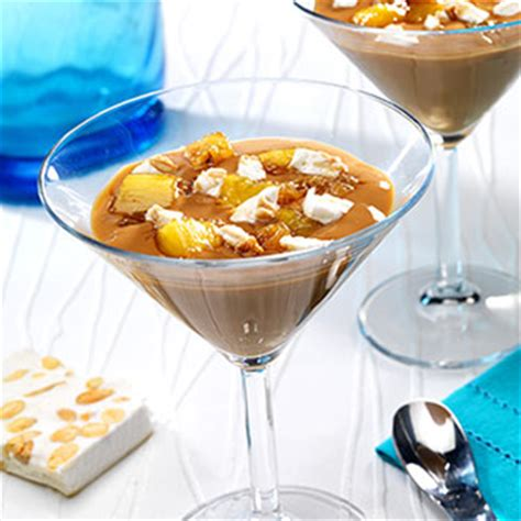 desserts mont blanc recette ananas des antilles et cr 232 me au pralin 233 mont blanc