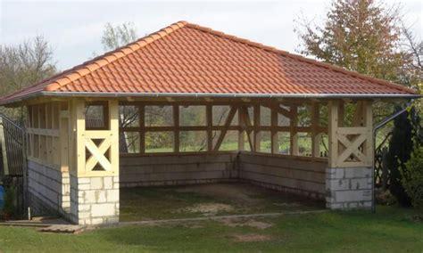 Was Ist Ein Walmdach by Walmdach Carport Holzgarage Als Individueller Bausatz