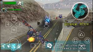 Transformers The Game (USA) PSP ISO Free Download - Free ...