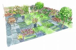 Amenager Un Petit Jardin Sans Pelouse : conseils de paysagiste un jardin sans entretien ou presque ~ Melissatoandfro.com Idées de Décoration