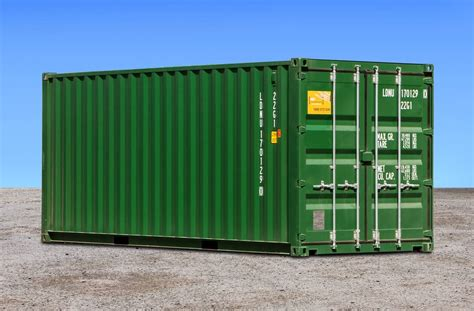 ft standard height shipping container  high