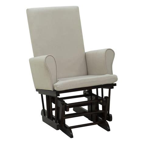loveseat glider nursery 2pc baby nursery relax rocker rocking chair glider