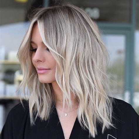 10 medium to long hair styles ombre balayage hairstyles
