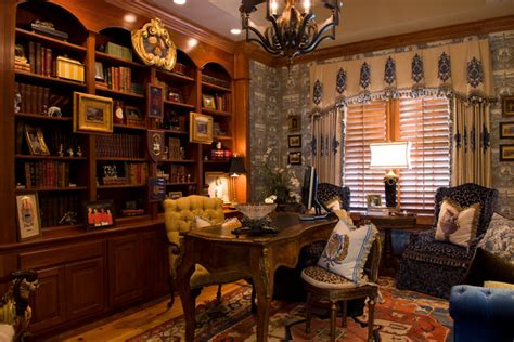 design  ultimate man cave rustic home office
