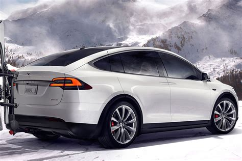 2017 Tesla Model X Reviews And Rating