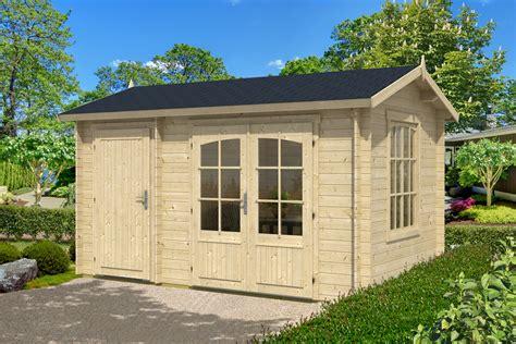 Gartenhaus Mit Raum by 2 Raum Gartenhaus Bolton 28