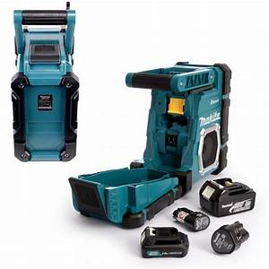 Radio Makita Dmr108 : radio battery powered jobsite makita dmr108 turquoise ~ Melissatoandfro.com Idées de Décoration