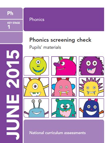 What Is The Phonics Screening Check For?  David Didau The Learning Spy
