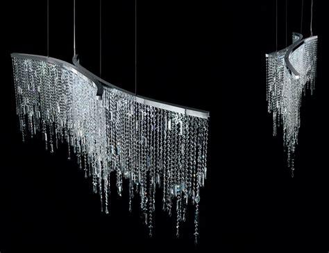 Nella Vetrina Italamp Why 2305s G4 Swarovski Crystal