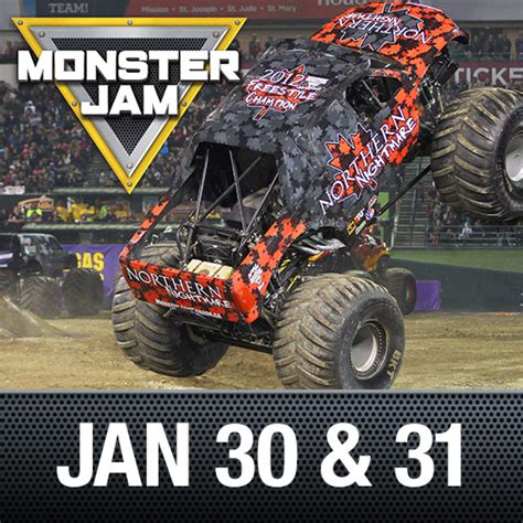 monster truck show winnipeg monster jam mts centre