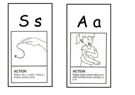 jolly phonics action cards doc phonics