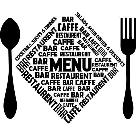 Sticker Cuisine Citation Bar Caffe Restaurent