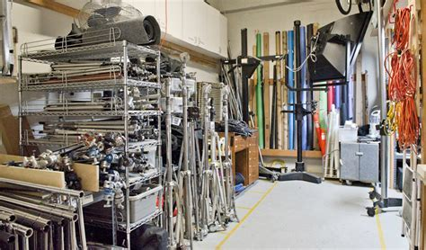 Equipment Room   4th Street Studios