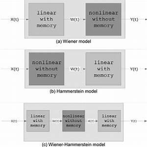 Nonlinear System Models