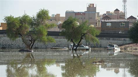 kuwait flooding