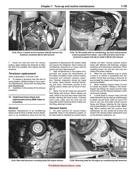 chevy silverado repair manual haynes
