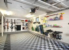 design garage ideas organized garage modern house plans designs 2014