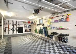 Idea Organized Garage Modern House Plan Design 2014 Garage Design Ideas For Homeowner Convenience