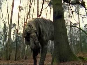 Primeval Creatures - Gorgonopsid - YouTube