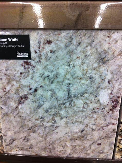 granite white moon home depot b kitchen