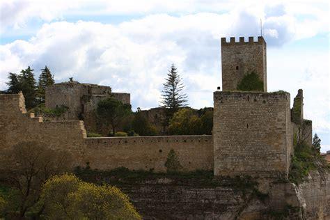 si鑒e auto castle castle in enna di lombardia typical sicily