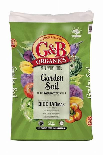 Soil Garden Kellogg Organic Organics Eden Valley