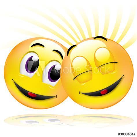 smiley dicke freunde stockfotos und lizenzfreie