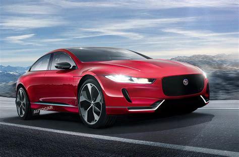 2019 Jaguar Xj To Be Reborn As Hightech Electric Flagship