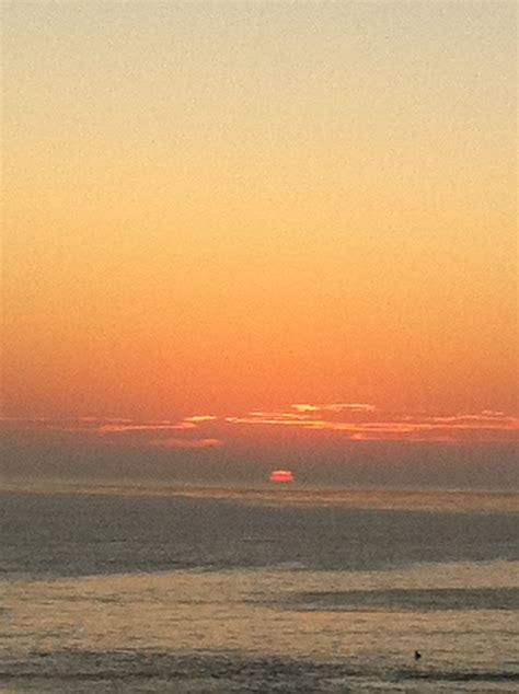 Mission Beach San Diego Tower Sunset