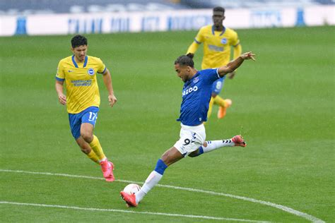 'They don't care': Andros Townsend claims Everton 23-year ...