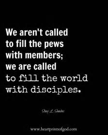 Disciples of Christ Quotes
